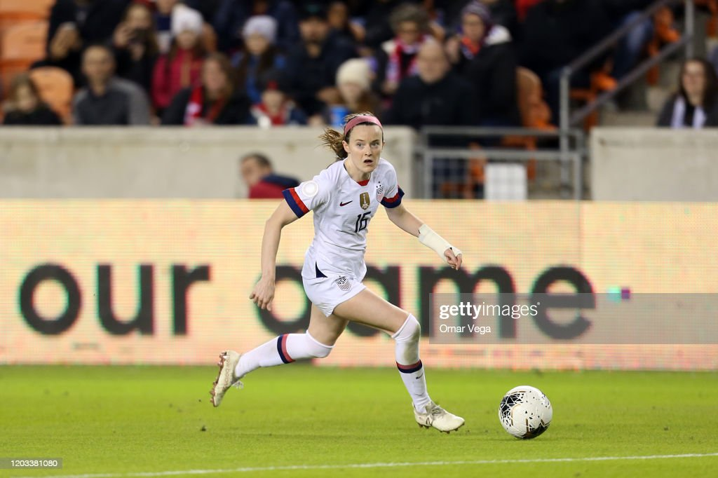 Panama v United States: Group A - 2020 CONCACAF Women's Olympic Qualifying : News Photo