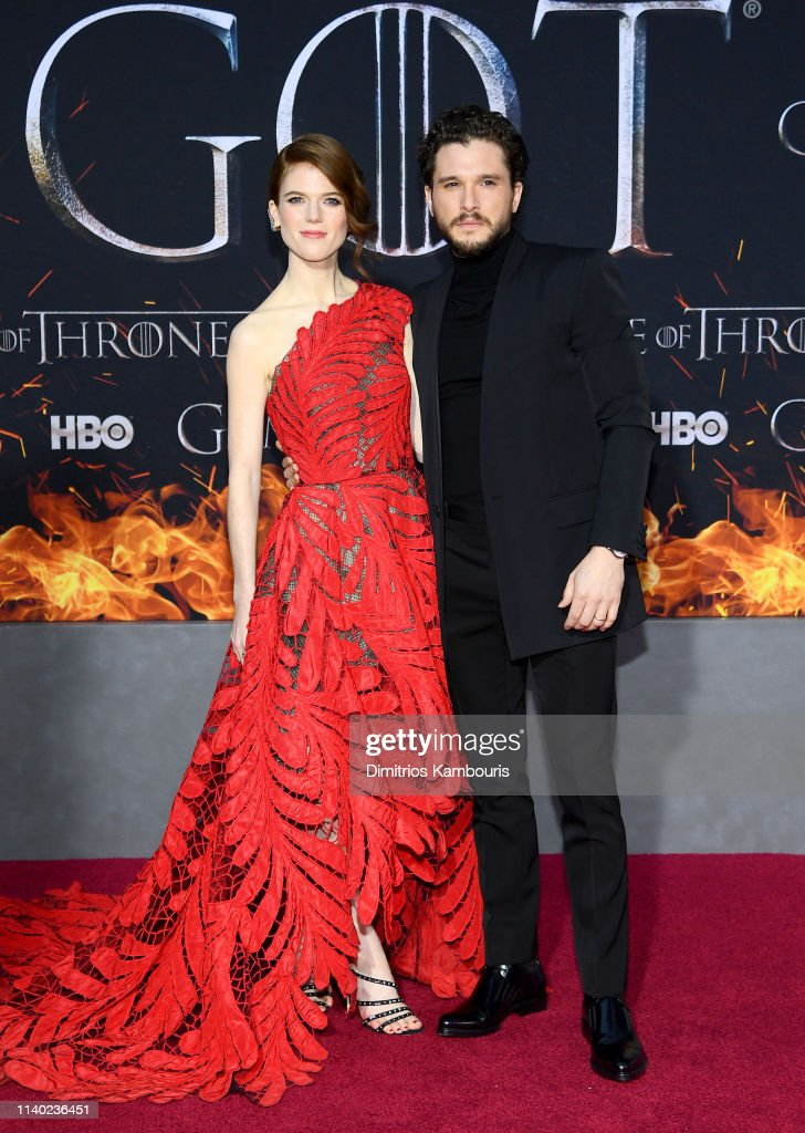 """Game Of Thrones"" Season 8 Premiere : News Photo"