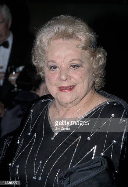 Rose Marie during 45th Annual Thalians Ball at Century Plaza Hotel in Los Angeles California United States