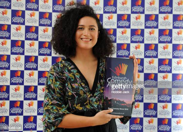 Rose Matafeo is the winner of The Edinburgh Comedy Award 2018 as part of the Edinburgh Festival Fringe on August 25 2018 in Edinburgh Scotland