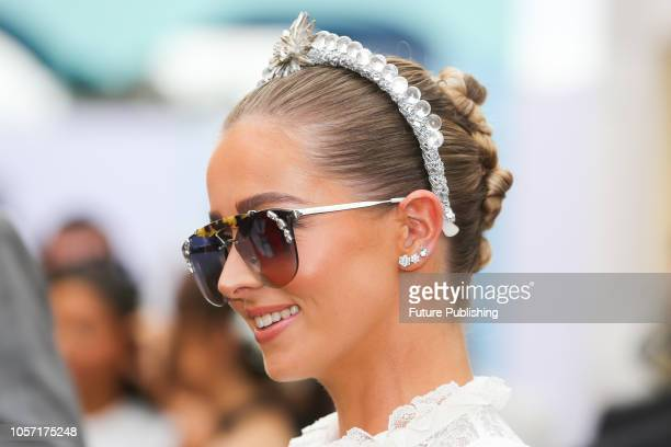 Rose McEvoy at Derby Day at the 2018 Melbourne Cup Carnival2