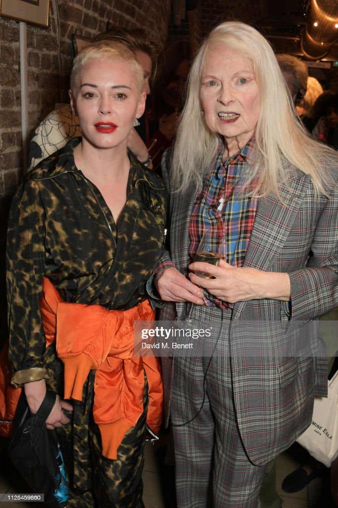 GBR: Vivienne Westwood - Backstage - LFW February 2019