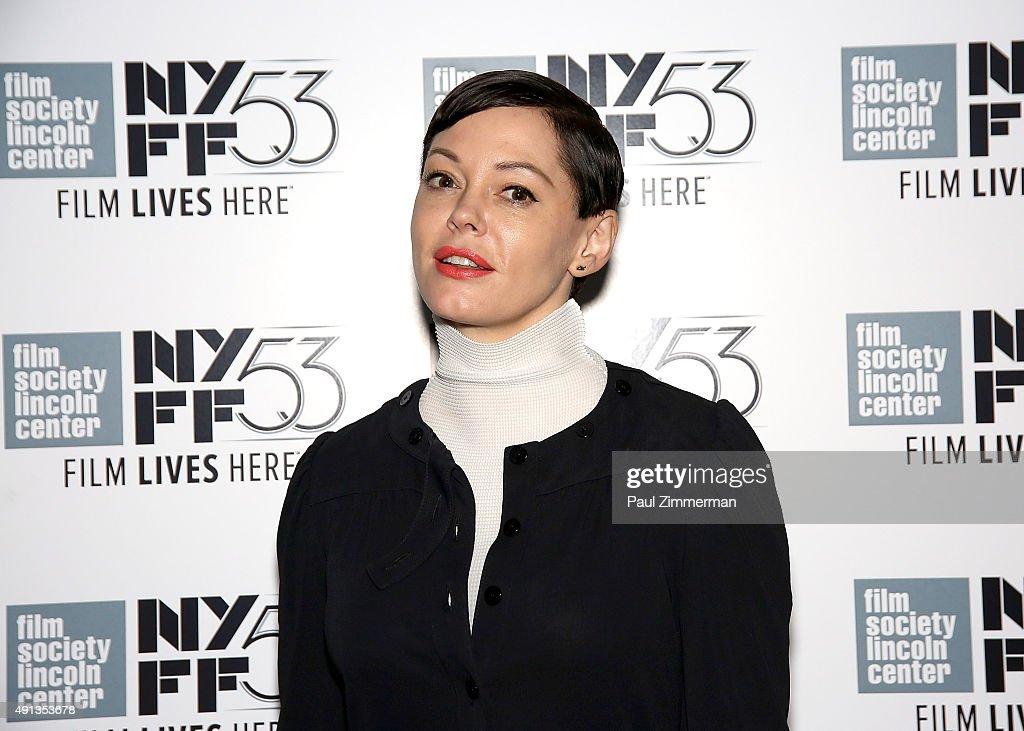 53rd New York Film Festival - NYFF Live : News Photo