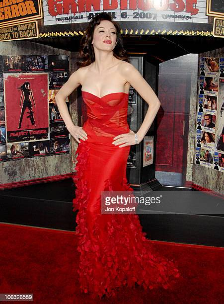 Rose Mcgowan Pictures and Photos | Getty Images