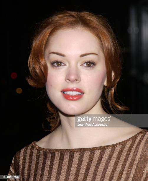 Rose McGowan during Los Angeles Free Clinic's 26th Annual Dinner Gala at Wilshire Beverly Regent Hotel in Beverly Hills, California, United States.