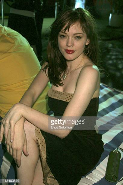 Rose McGowan during Outfest 2005 Opening Night Gala VIP After Party Sponsored by Absolut and HBO at Orpheum Theater in Los Angeles California United...