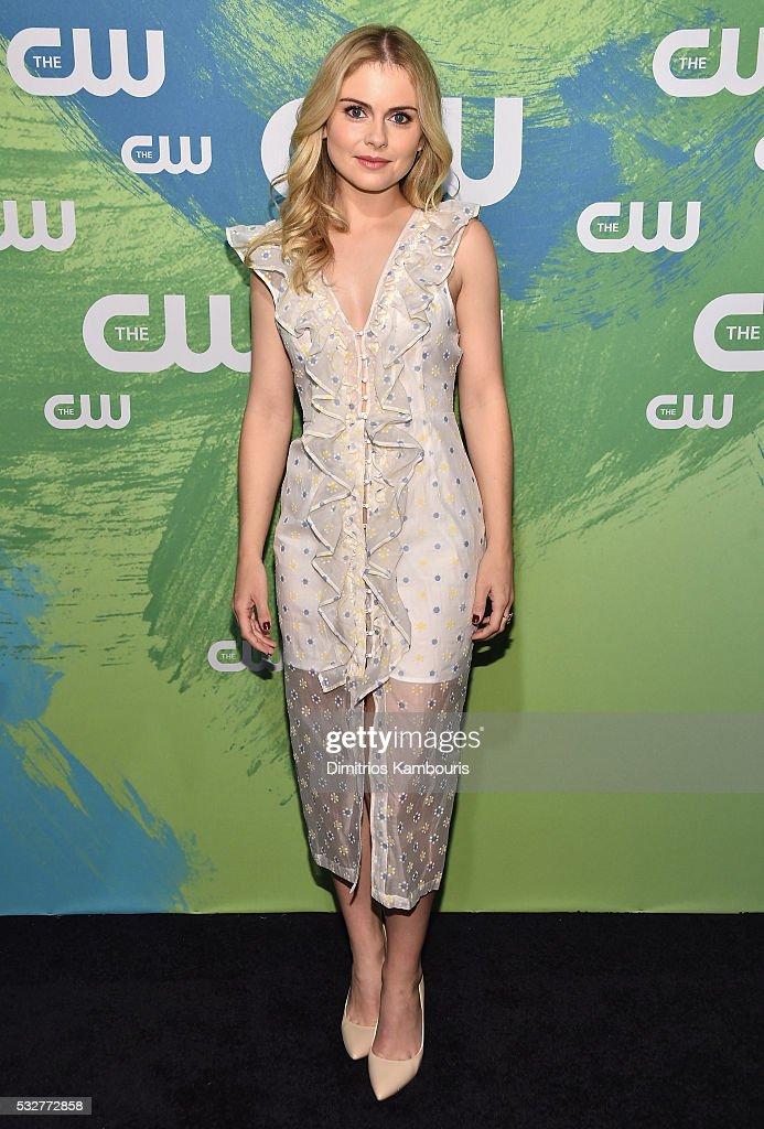Rose McIver Photos Photos - The CW Networks 2016 New York