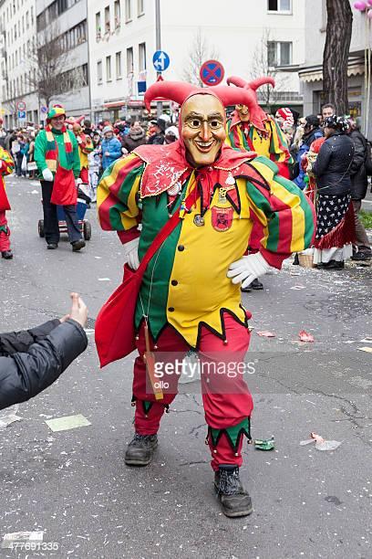 Rose lunedì sfilata di Carnevale Magonza 2014
