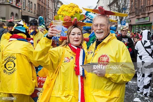 Rose Monday Parade Mainz Karneval 2014