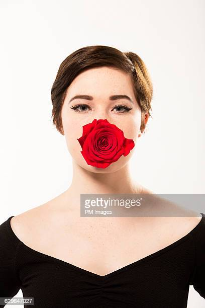 Rose mouth