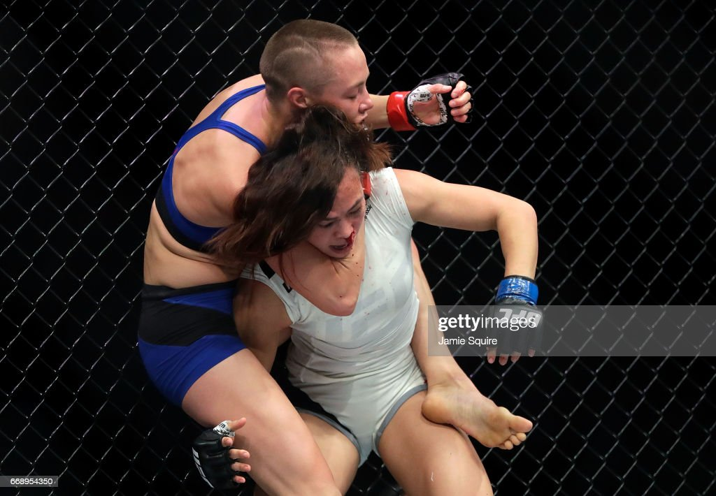 UFC Fight Night: Johnson v Reis : News Photo