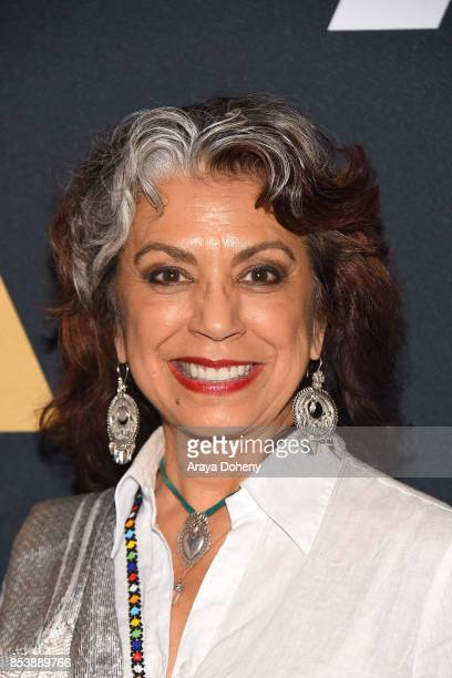 """Rose Portillo attends the Academy Museum of Motion Pictures Screens """"Zoot Suit"""" at AMPAS Samuel Goldwyn Theater on September 25, 2017 in Beverly..."""