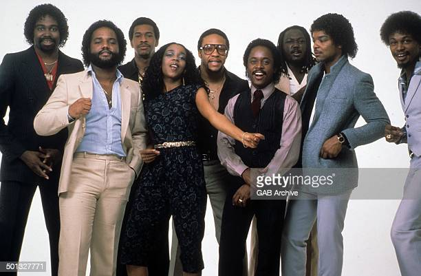 Rose Royce portrait circa 1975