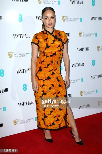 Rose Williams attends the Vanity Fair EE Rising Star Party at The Baptist on January 31 2019 in London England
