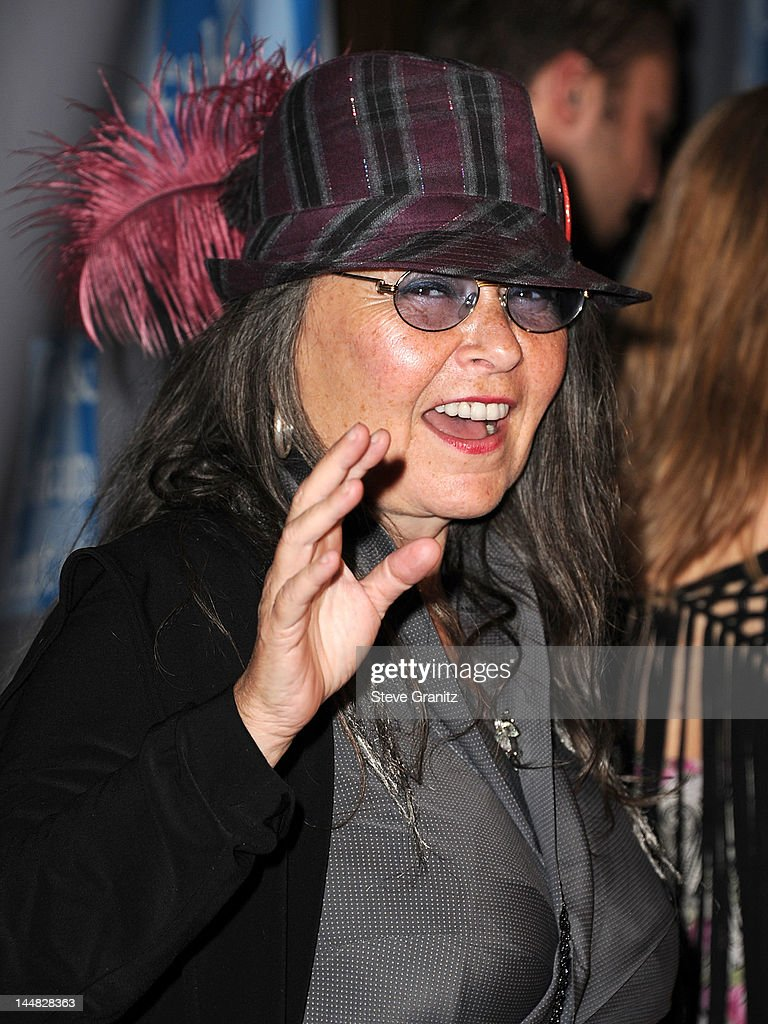 Roseanne arrives at the L.A. Gay & Lesbian Center's 'An Evening With Women'>> at The Beverly Hilton Hotel on May 19, 2012 in Beverly Hills, California.