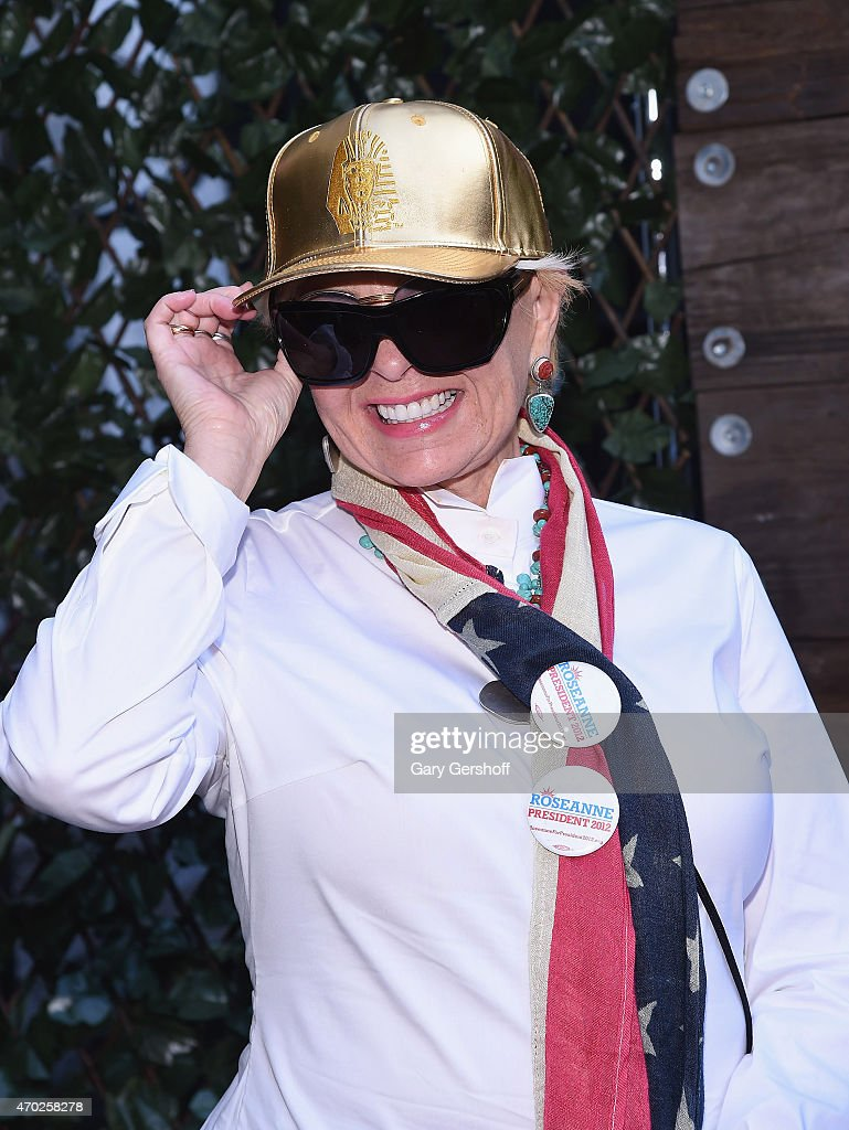 """2015 Tribeca Film Festival - World Premiere Documentary: """"Roseanne For President!"""" - After Party"""