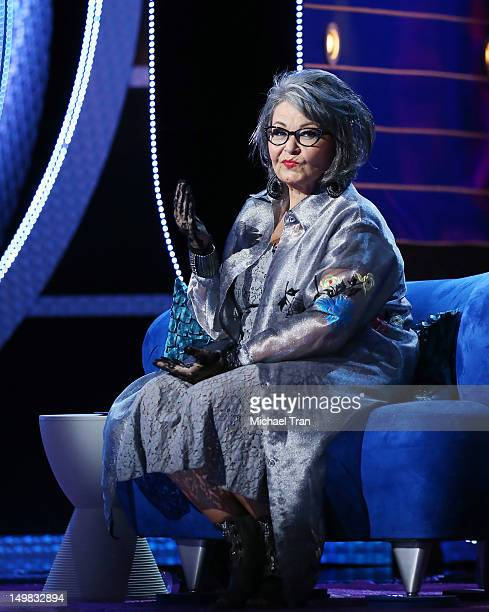 Roseanne Barr onstage at the Comedy Central Roast of Roseanne Barr held at Hollywood Palladium on August 4, 2012 in Hollywood, California.