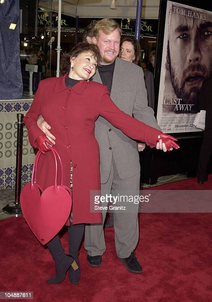 Roseanne Ben Thomas during Cast Away Los Angeles Premiere at Mann Village Theatre in Westwood California United States