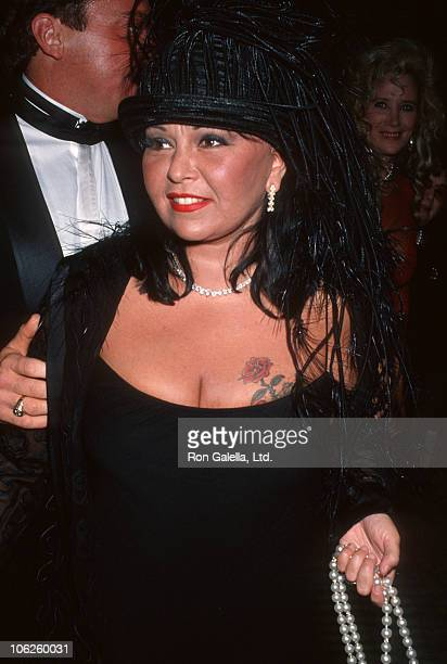 Roseanne during Friars Club Roast of Roseanne September 21 1993 at Beverly Hilton Hotel in Beverly Hills California United States