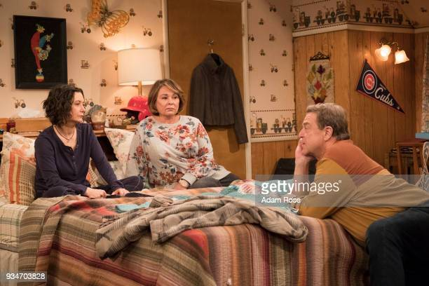 ROSEANNE Roseanne Gets the Chair Roseanne's clash with Darlene over how she's raising her kids especially Harris reaches a breaking point while Dan...