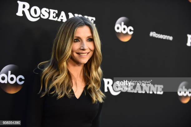 Roseanne premiere event with KWalt Disney Television via Getty Images contest winners. SARAH CHALKE
