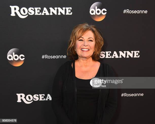 Roseanne premiere event with KWalt Disney Television via Getty Images contest winners. ROSEANNE BARR