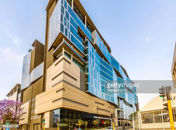 Rosebank Towers building in Rosebank