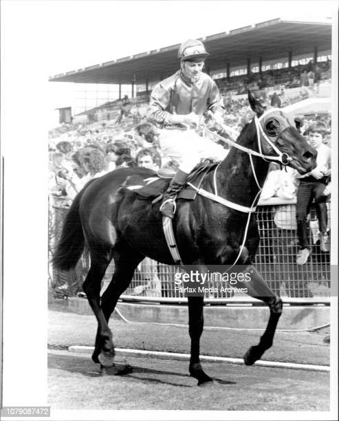 Rosehill Race Race 2Silabtic Marine HcpWinner On StageR to S On StageJockey R Dufficy August 3 1985