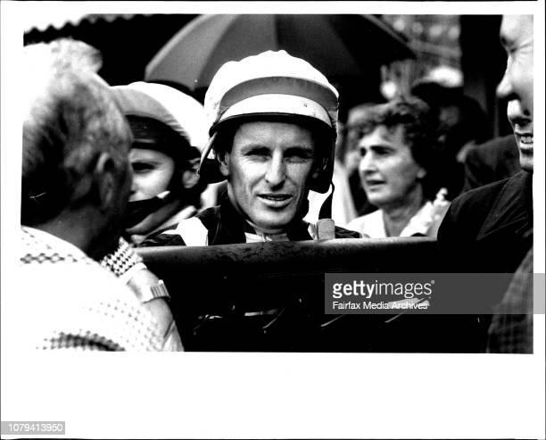 Rosehill Races Race 1Jockey R Quinn March 31 1990