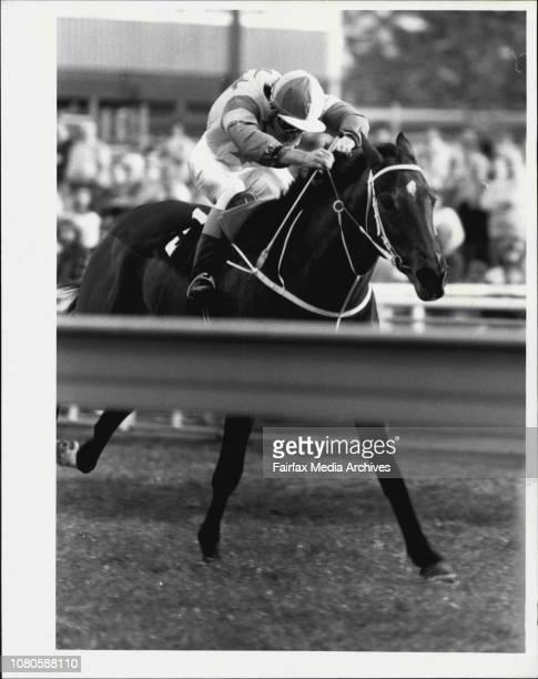 Rosehill Races Race 6 Aust Chicago HcpWinner Petras August 03 1985