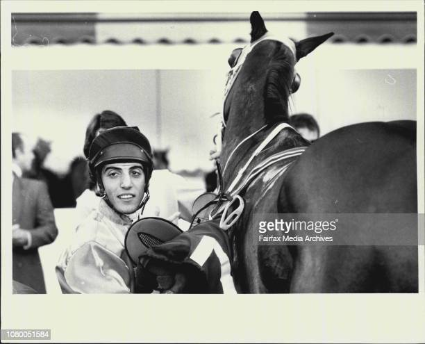 Rosehill Races Race 7R T S My Market LoveJockey Anthony Cavallo July 30 1988