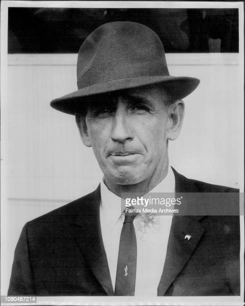 Rosehill trainer Jack Morgan announced the change of plans for the colt last night October 25 1965