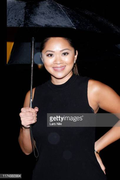 Roselyn Keo attends Tiffany Panhilason's NYFW Fundraising Event For Mentari on September 12 2019 in New York City