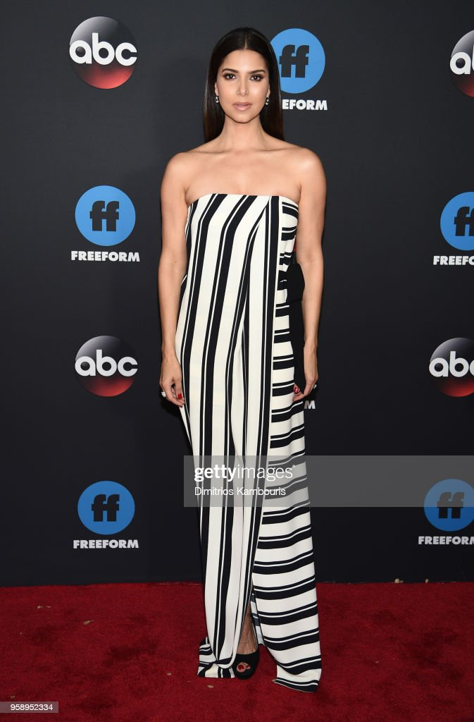 Roselyn Sanchez attends during 2018 Disney, ABC, Freeform Upfront at Tavern On The Green on May 15, 2018 in New York City.