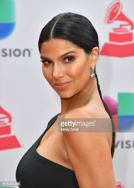 Roselyn Sanchez attends the 18th Annual Latin Grammy Awards at MGM Grand Garden Arena on November 16 2017 in Las Vegas Nevada