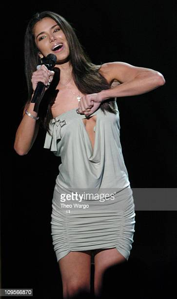 Roselyn Sanchez during 2004 VH1 Hip Hop Honors Show at Hammerstein Ballroom in New York City New York United States