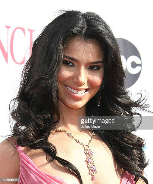 Roselyn Sanchez during 2006 NCLR ALMA Awards Arrivals at Shrine Auditorium in Los Angeles California United States