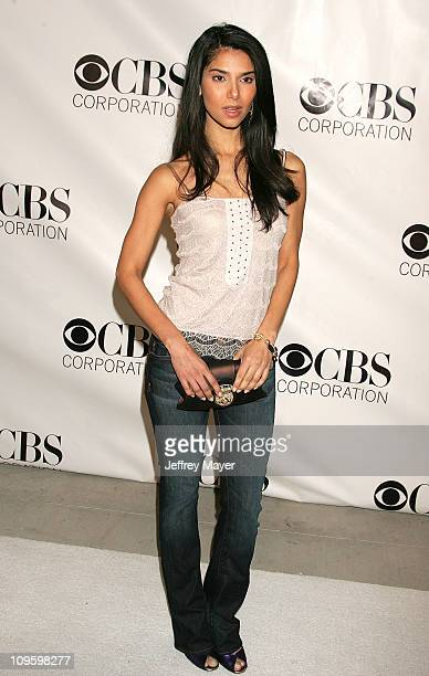 Roselyn Sanchez during CBS/Paramount/UPN/Showtime/King World 2006 TCA Winter Press Tour Party Arrivals at The Wind Tunnel in Pasadena California...