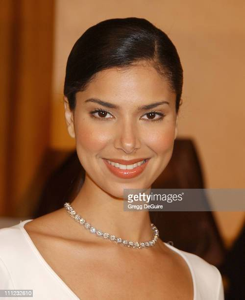 Roselyn Sanchez during InStyle Sneak Peek at Red Carpet Fashion for the 2003 Awards Season at Beverly Hills Hotel in Beverly Hills California United...