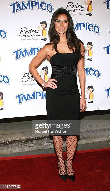 Roselyn Sanchez during Tampico Beverages Presents 'El Sueno de Esperanza' Gala to Benefit The PADRES Foundation Arrivals at Desperate Housewives...