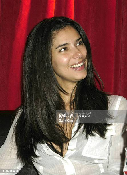 Roselyn Sanchez during The 5th Annual Latin Grammy Awards Radio Room Day Two at Shrine Auditorium in Los Angeles California United States