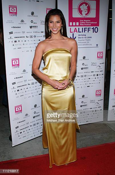 Roselyn Sanchez during 'Yellow' Screening at the Los Angeles Latino International Film Festival 2006 at Egyptian Theater in Hollywood California...