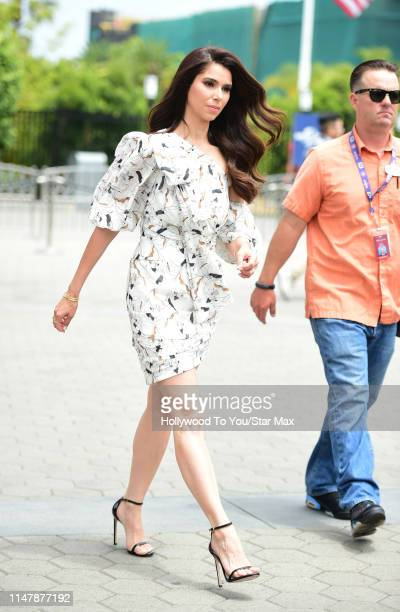 Roselyn Sanchez is seen on June 3 2019 in Los Angeles California