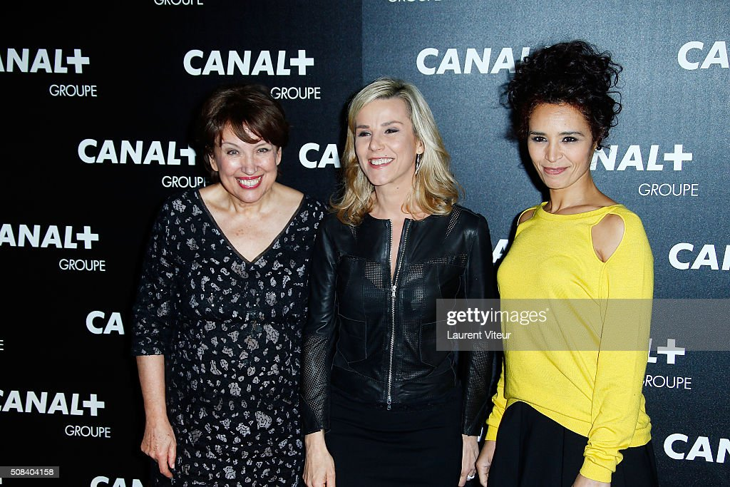 Canal + Animators' Party At Manko In Paris