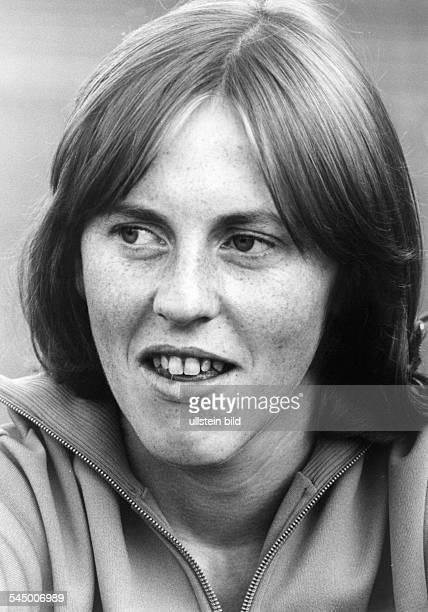Rosemarie Ackermann Athlete High Jump GDR