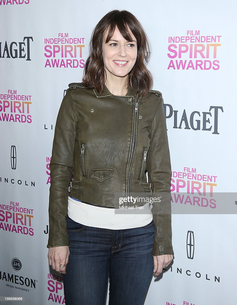 Rosemarie DeWitt arrives at the 2013 Film Independent Filmmaker Grant And Spirit Award nominees brunch held at BOA Steakhouse on January 12, 2013 in West Hollywood, California.