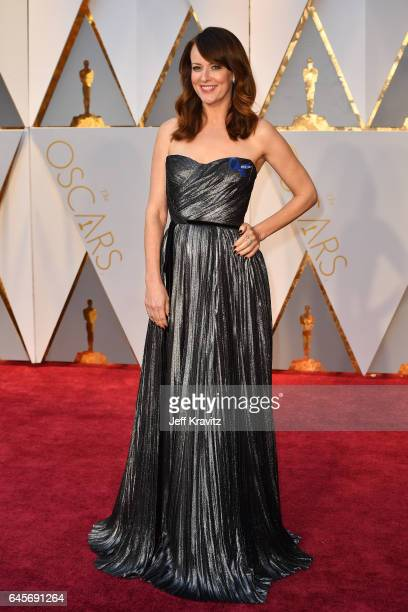 Rosemarie DeWitt attends the 89th Annual Academy Awards at Hollywood Highland Center on February 26 2017 in Hollywood California