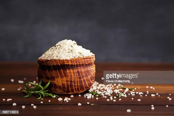 Rosemary bath salt