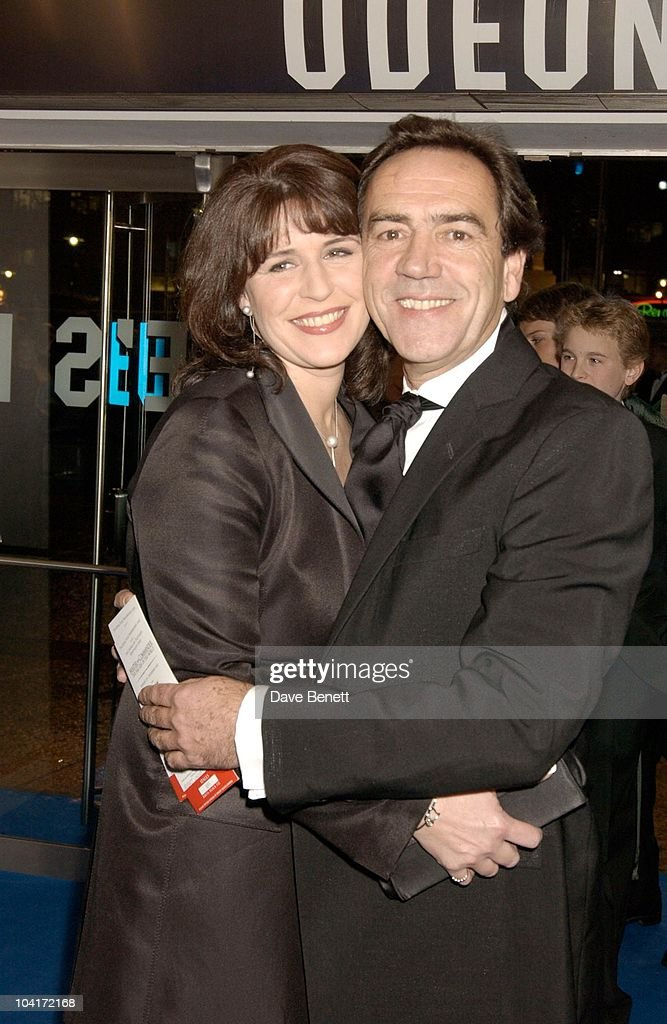 Rosemary Ford And Robert Lindsay, 'Master And Commander: The Far Side Of The World' Royal Premiere At The Odeon Leicester Square, London