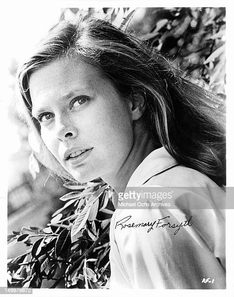 Rosemary Forsyth circa 1970